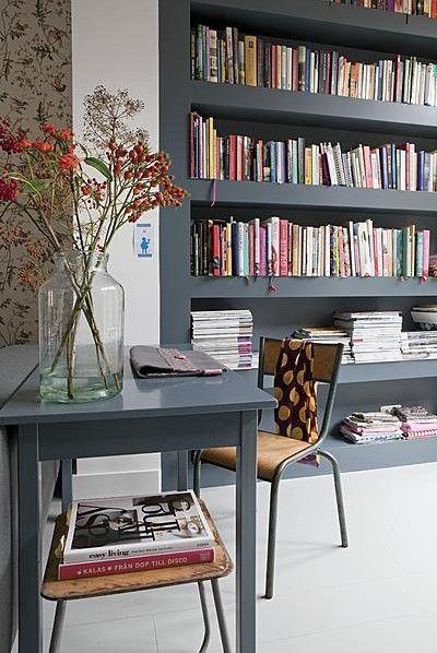 Dikke Planken Boekenkast.Dikke Planken Interieur Boekenkast Boekenkasten Werkplekken