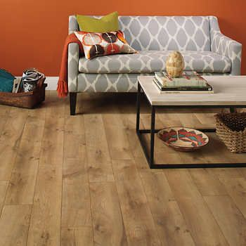 Harmonics Newport Oak Laminate Flooring 20.15 SQ FT Per ...