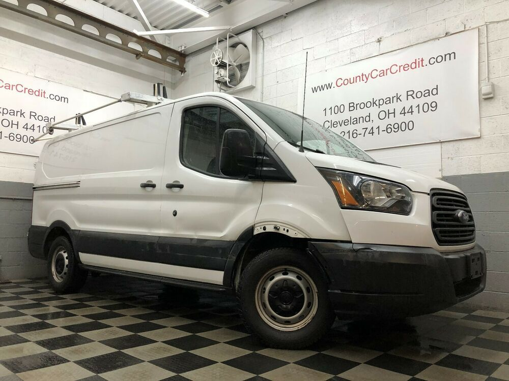 2016 Ford Transit 150 Low Roof Cargo Van 130 In Wb In 2020 Ford