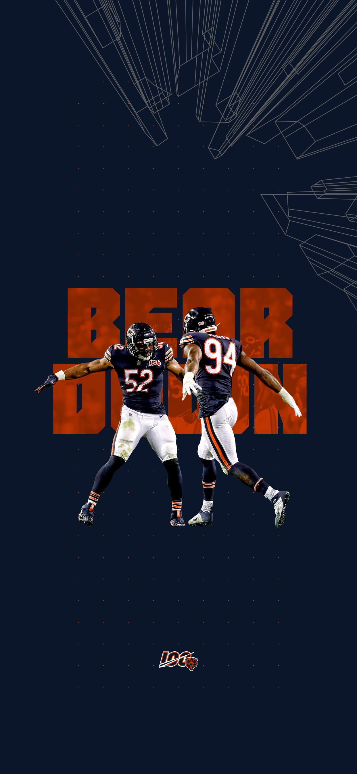 Wallpapers Chicago Bears Official Website In 2020 Chicago Cubs Wallpaper Chicago Bears Wallpaper Chicago Bears