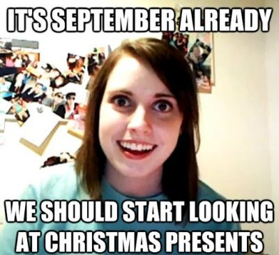 70 Hello September Images Pictures Quotes And Pics 2020 Etandoz Overly Attached Girlfriend Classic Memes Girlfriend Meme