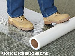 Carpet Protection Floor Tape Applicator In Stock Uline