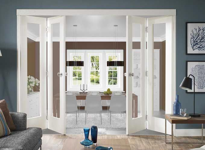 folding gate design folding interior doors bi fold doors interior rh pinterest com