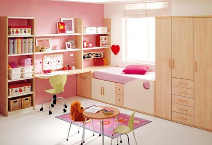 Schöne Tween Mädchen Schlafzimmer Deko Ideen | Rosa ...