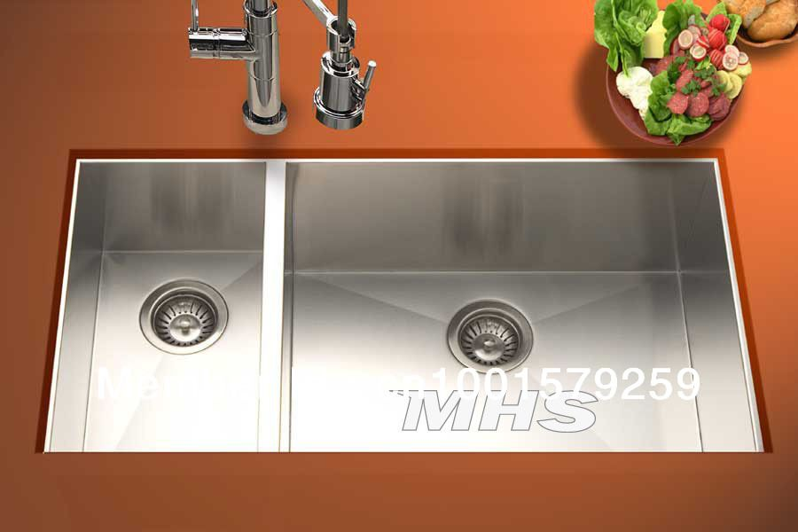 good 36 Undermount Stainless Steel Kitchen Sink #2: 17 Best Images About Kitchen Sinks On Club Penguin. 36 Inch Stainless Steel  Undermount ...