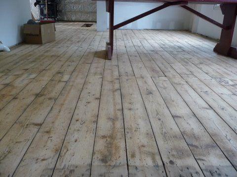 Sanding And Staining Old Wood Floor Flooring Antique Floors