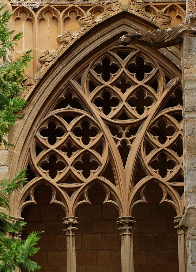 Arquitectura Gotica Wikipedia La Enciclopedia Libre Arquitectura Gotica Estilo Gotico Arquitectura Arquitectura Catedral