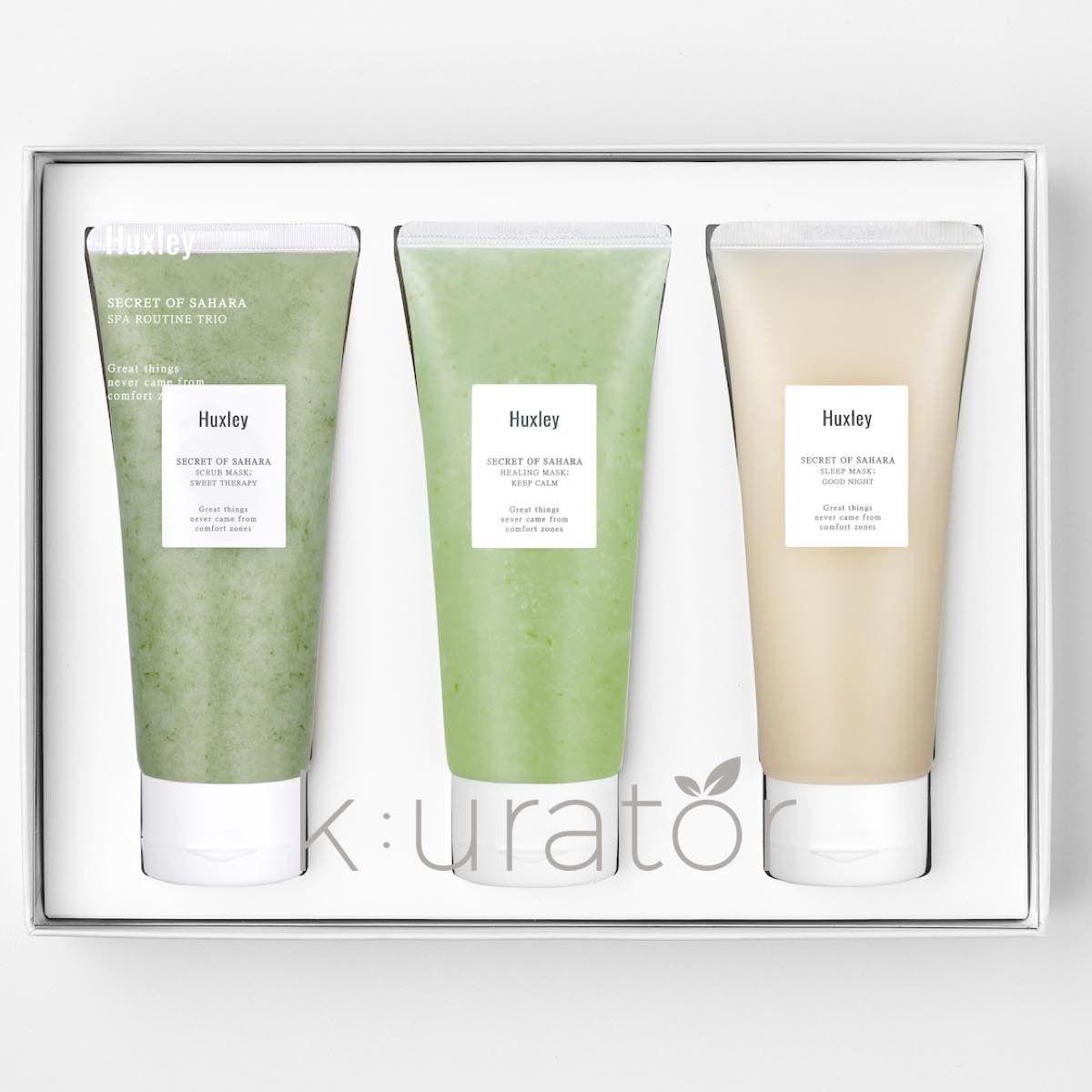 Huxley Kurator My In 2020 Huxley Korean Beauty Skincare Trio