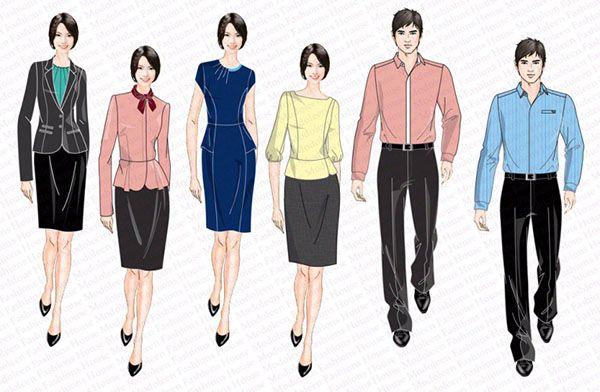 Bạn đang có ý định tìm mẫu đồng phục công sở cho công ty mình