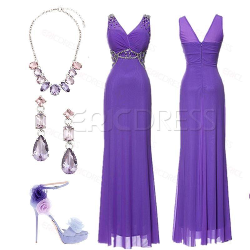 Para las damas de honor esta bonito el color   Pame\'s wedding ...