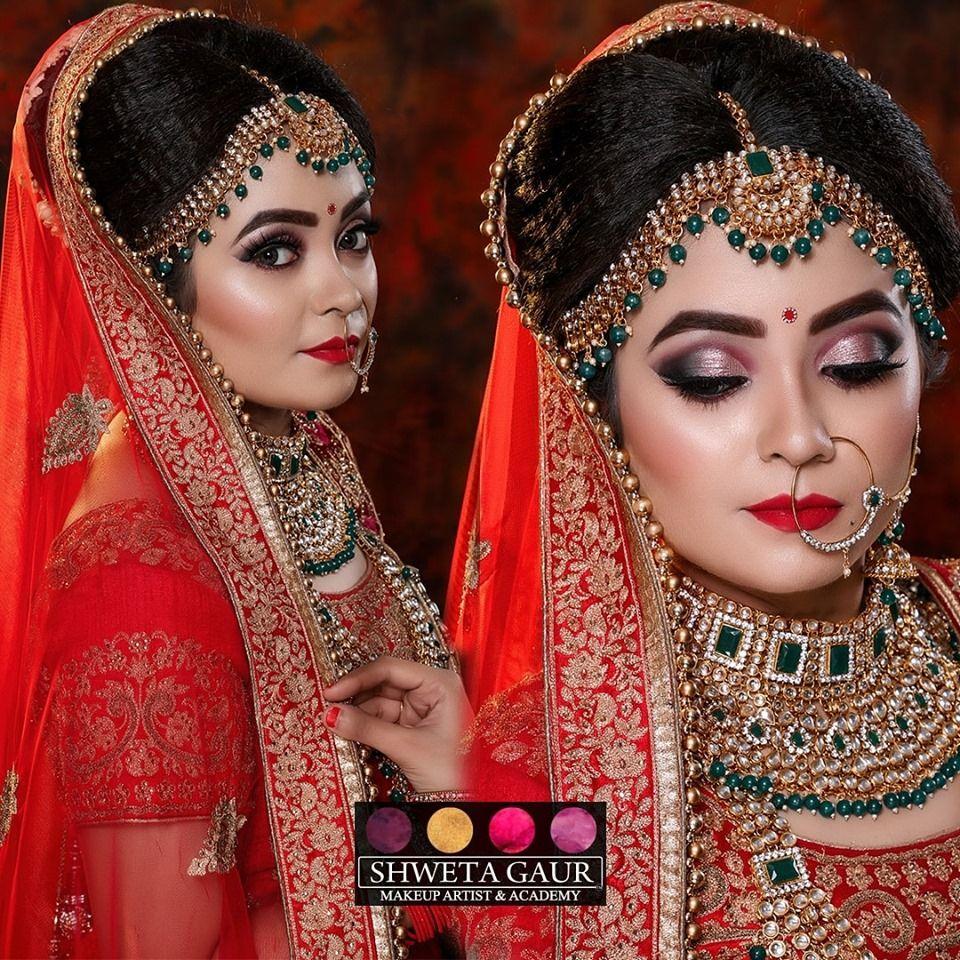 Barista is under maintenance in 2021 bridal makeup