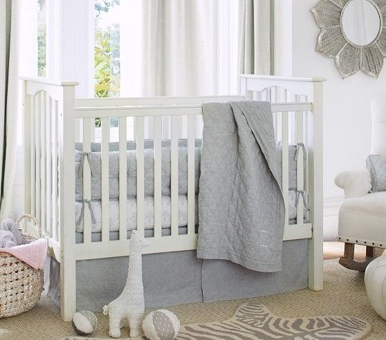 Fillmore Crib Pottery Barn Kids Cribs Pottery Barn Crib Kendall Crib