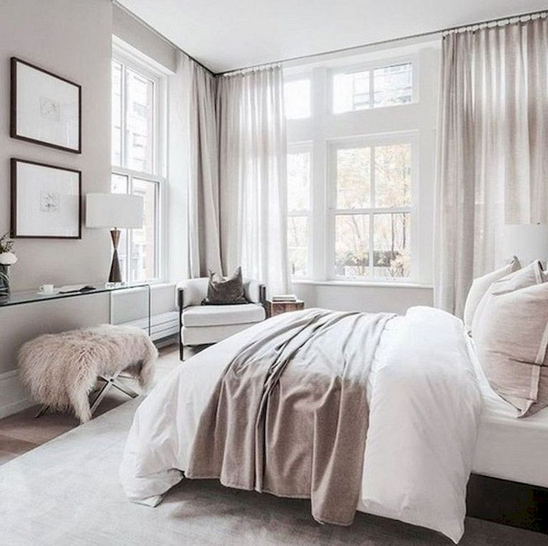 53 Modern Bedroom Design Ideas That Very Recommended This Year