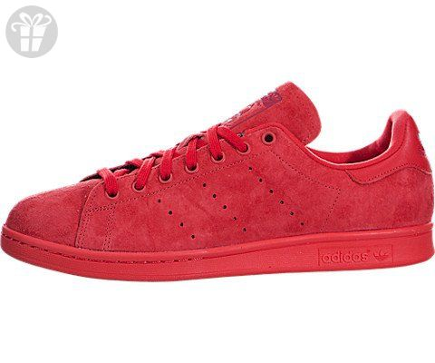 86725d77839f5 Adidas Men's Stan Smith Originals Red/Red/Powred Casual Shoe 10 Men ...