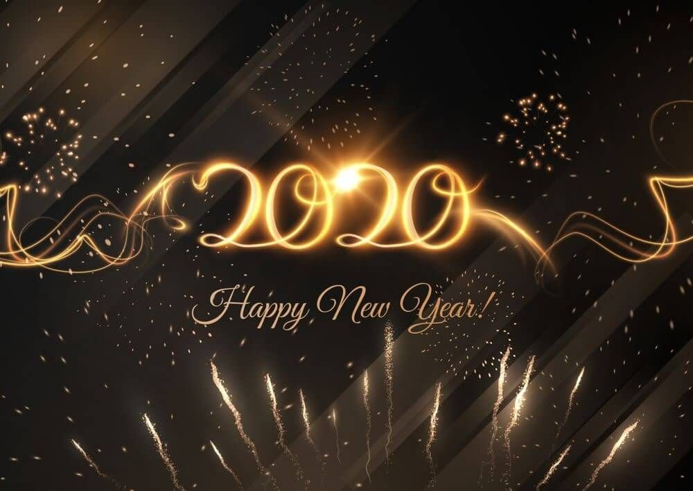 100 Happy New Year 2020 Hd Images Wallpaper Quotes Messages Wishes Greetings For You Happy New Year Images Happy New Year Message Happy New Year Pictures
