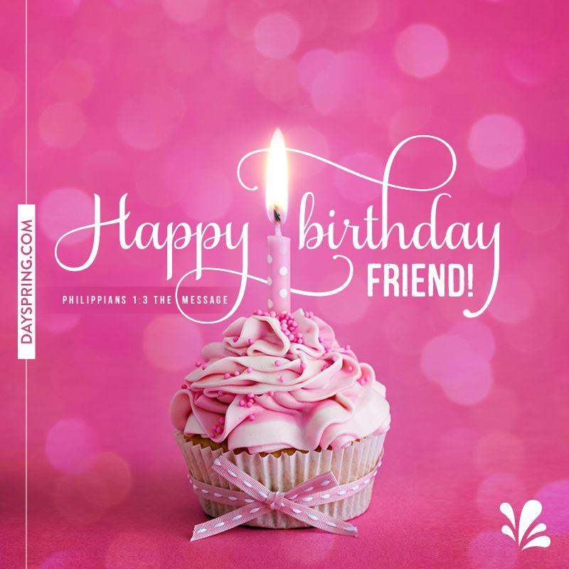 Happy Birthday Friend http//dayspri.ng/600 … Birthday