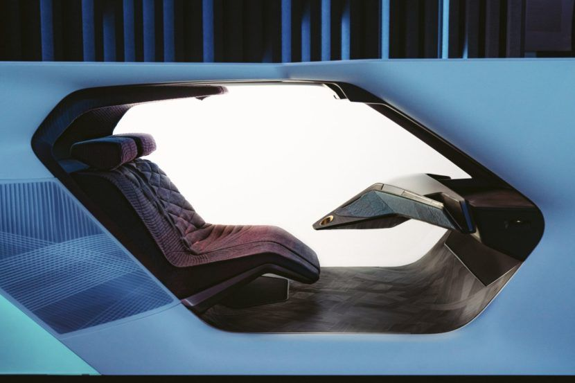 Bmw I Interaction Ease Technology Unveiled At Ces 2020 In Las Vegas In 2020 Bmw I Bmw Technology