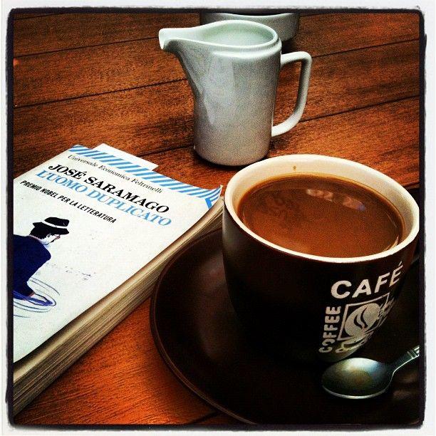 Caffè in Turchia - con Saramago - @artnite- #webstagram