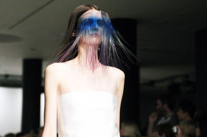 fringe..#hair #style #fashion #mode