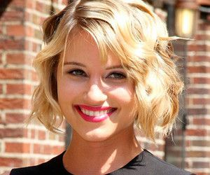 Celebs with the Best Summer Hairstyles - Dianna Agron