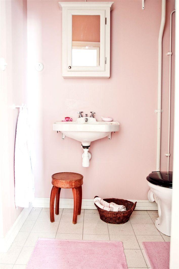 Bano Vintage Femenino Feminine Vintage Bathroom Bano De Color