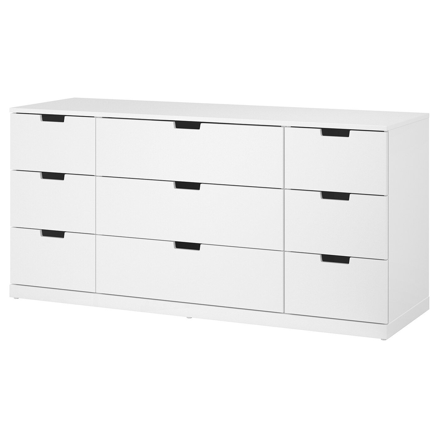 Nordli Kommode Mit 9 Schubladen Weiss Ikea Osterreich Nordli Ikea Ikea Schubladen Und Schubladen