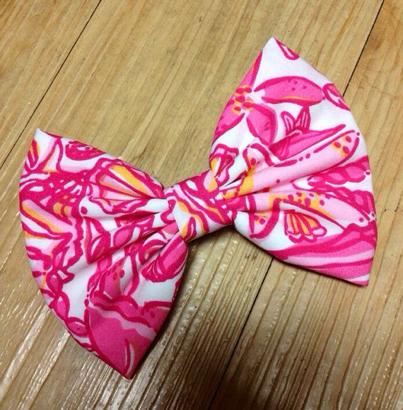 IT'S A LILY BOW!!!!