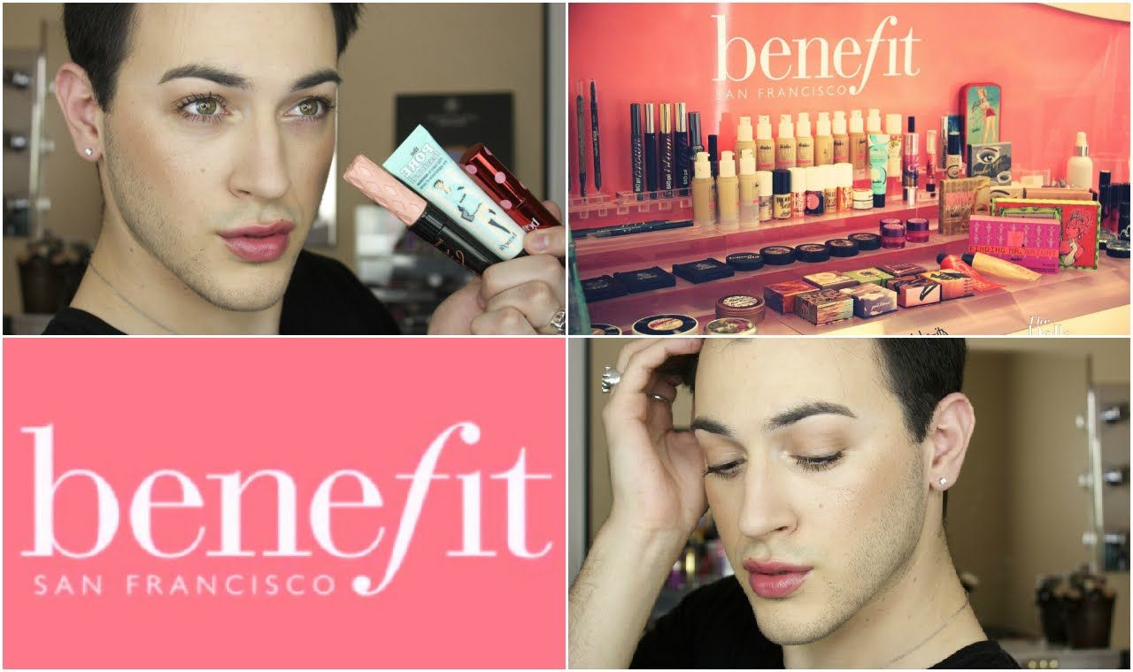 One Brand Tutorial Benefit Cosmetics! MannyMua Brand