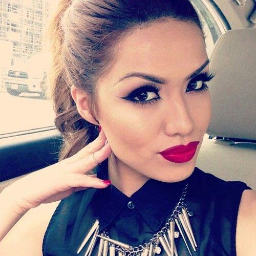 Luv the lipstic