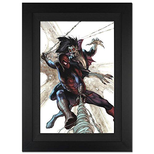 The Amazing Spider-Man #622 Extremely Limited Edition Giclee on Canvas (29 x 40) by Simone Bianchi a @ niftywarehouse.com #NiftyWarehouse #Spiderman #Marvel #ComicBooks #TheAvengers #Avengers #Comics