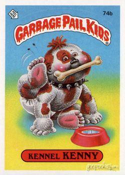 Garbage Pail Kids Original Series 2 Geepeekay Garbage Pail Kids Garbage Pail Kids Cards Pail