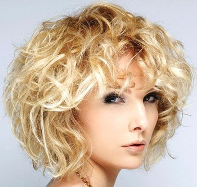 Curly Hair Coiffure Blonde Jeux Coiffure Coiffure