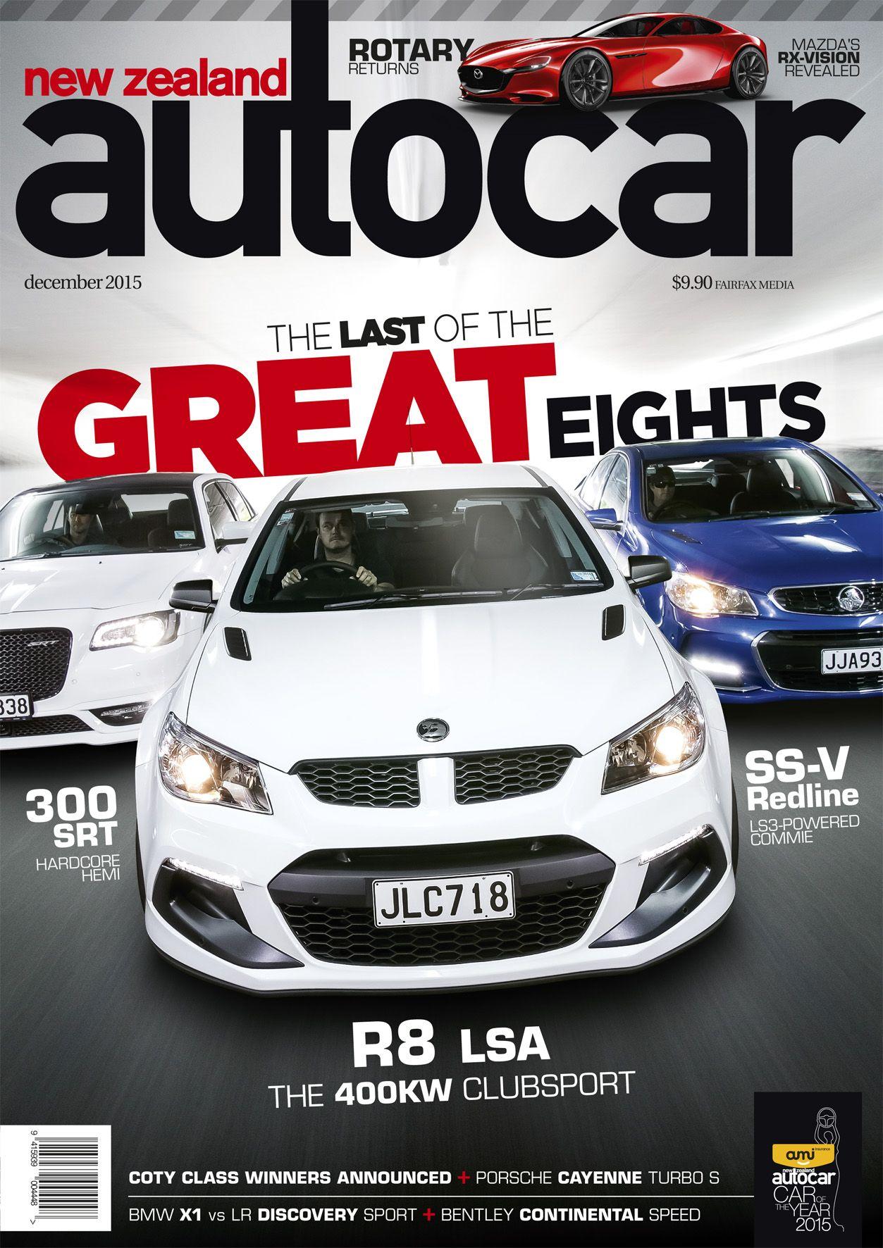 NZ Autocar Magazine nzautocar on Pinterest