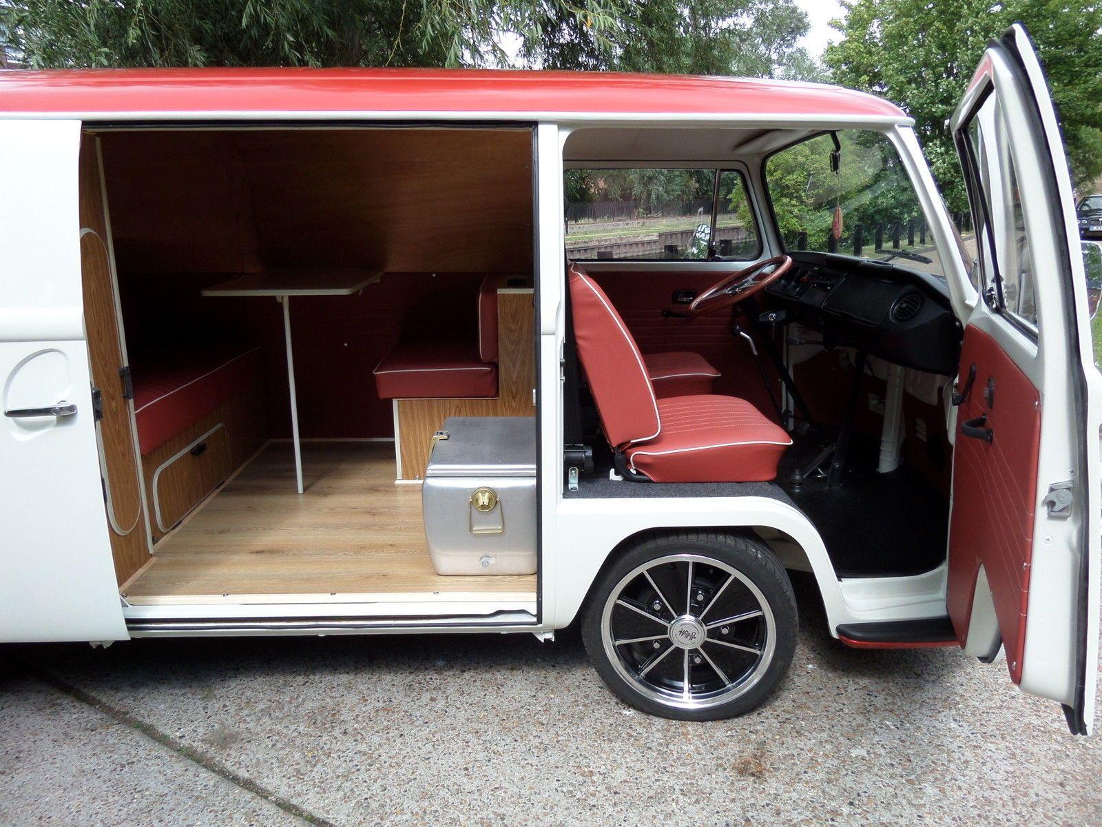 1975 Volkswagen Van Westfalia Autos Post