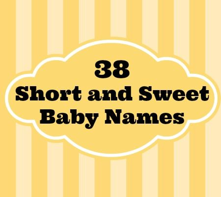 Short Baby Names | Disney Baby