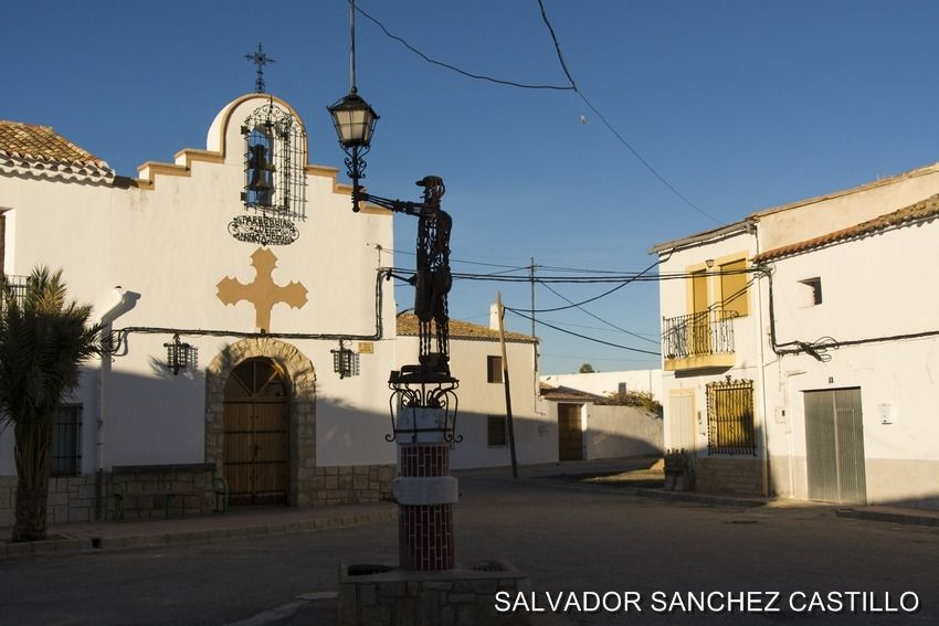 Recorriendo Albacete: CASAS DEL CERRO
