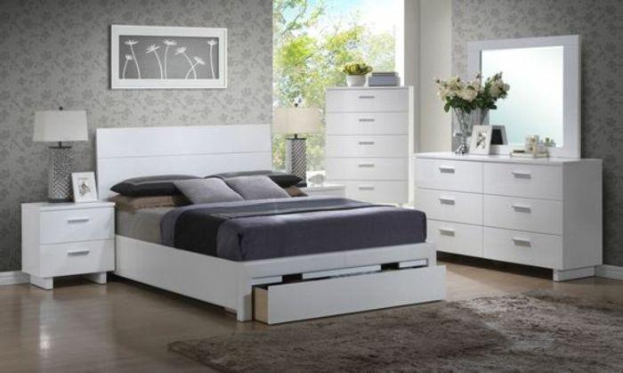 Où trouver votre lit avec tiroir de rangement? - meuble de rangement avec tiroir