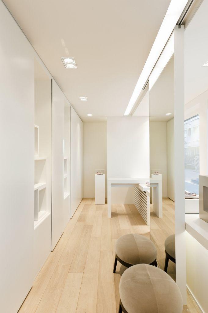 Het Atelier - Interieur (Hooglede, West-Vlaanderen) project - couleur des portes interieur