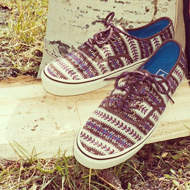 #Vans Nordic Authentic Sneaker only at UO! #exclusive