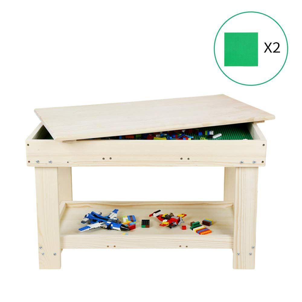 10 Kids Table With Cute Multifunctional Storage Kids Activity