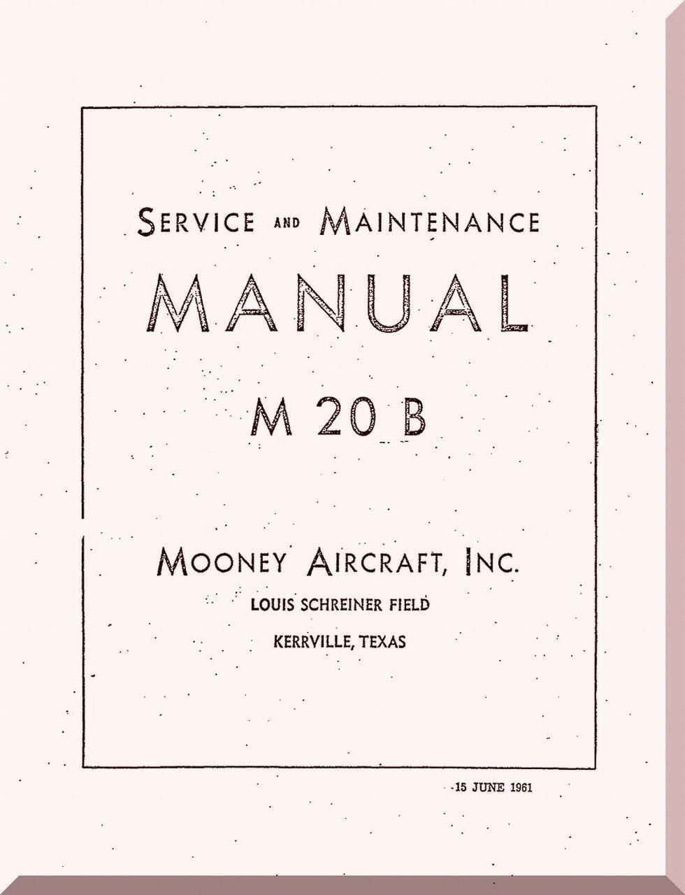 mooney aircraft manual gear