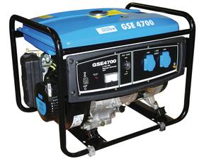 #Westfalia #Stromerzeuger GSE 4700 5.9 kW 8 PS
