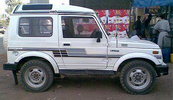 Suzuki Samurai Special