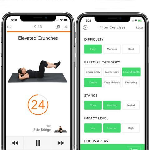 These Workout Apps Will Ensure You Never Get Bored At The