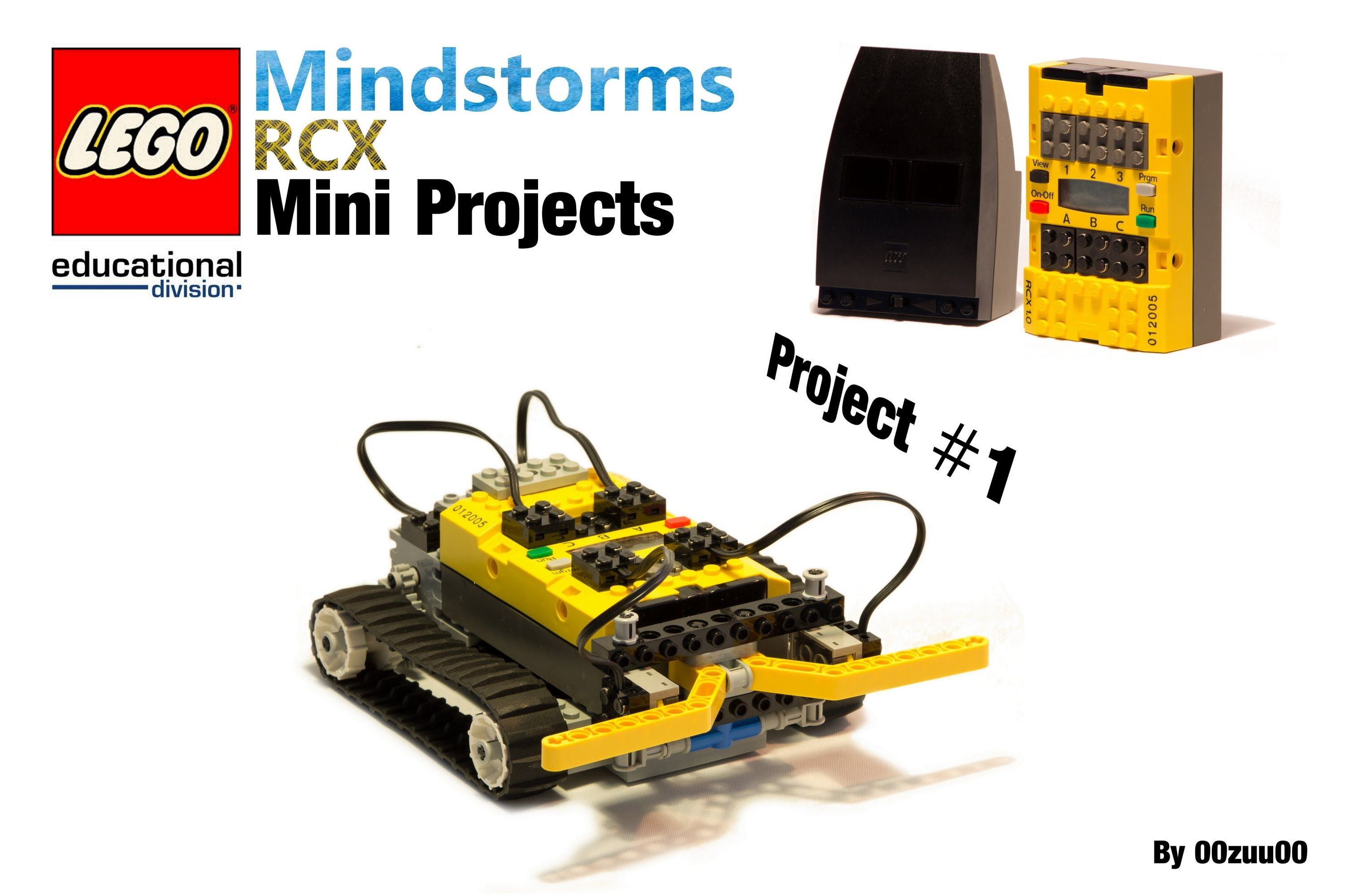 Stuff To Build With Lego Mindstorms