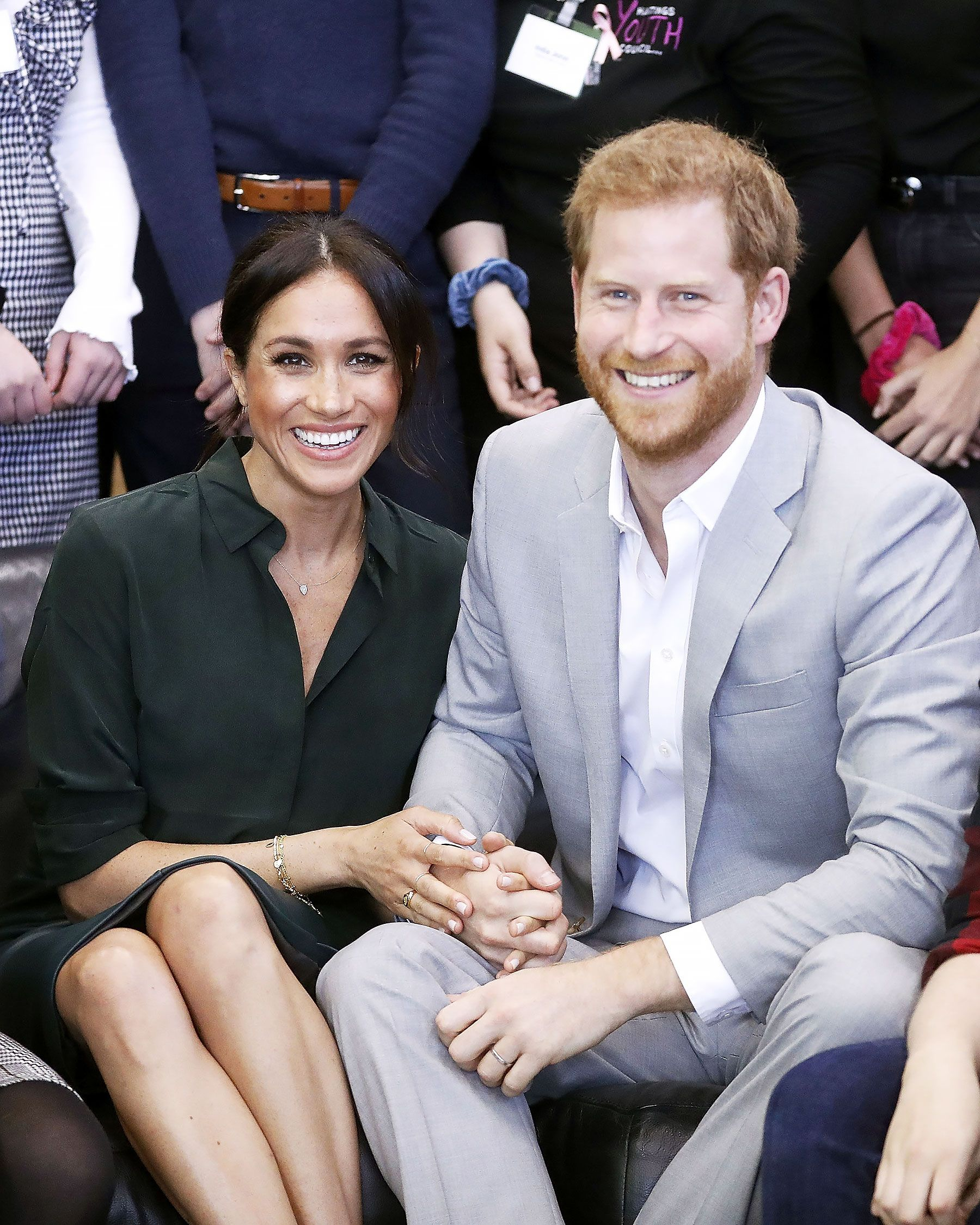 Meghan Markle And Prince Harry Prove The Honeymoon Isn't