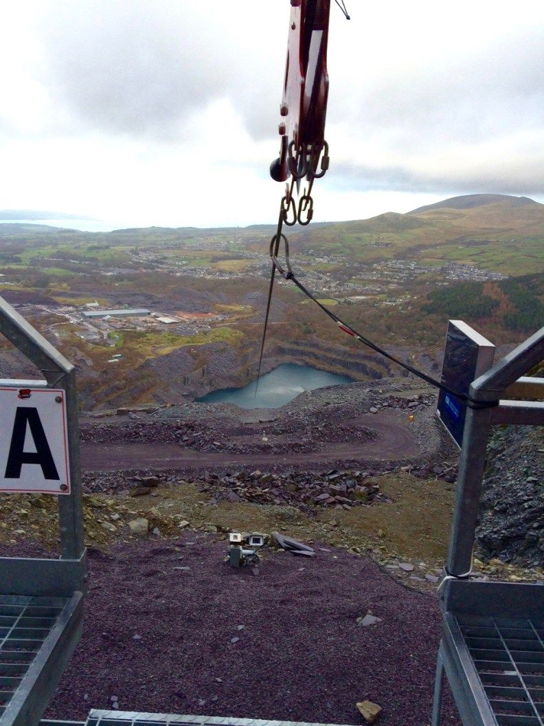 velocity zip line wales | Europe | Pinterest | Snowdonia, Wales and ...