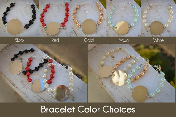 bracelet color options