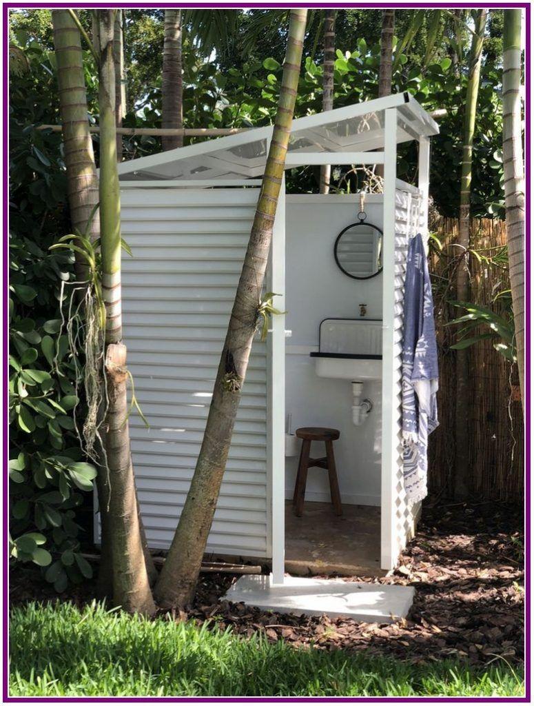 Fabulous Outdoor Shower Ideas Letting You Cherish A Comforting Open Air Bath Interior Design Outdoor Bathroom Design Outdoor Bathrooms Outdoor Pool Bathroom
