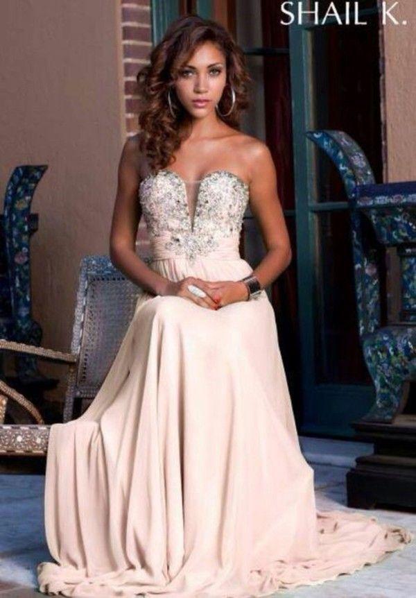 Dress: prom dress, evening dress - Wheretoget